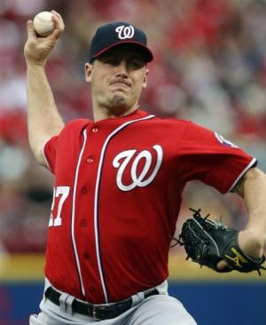 Zimmermann, Nationals beat Reds 2-1