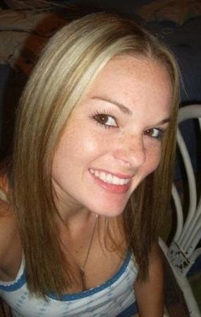 Handout photo of U.S. Army Pfc. Kelli Bordeaux released by Fayetteville Police Department
