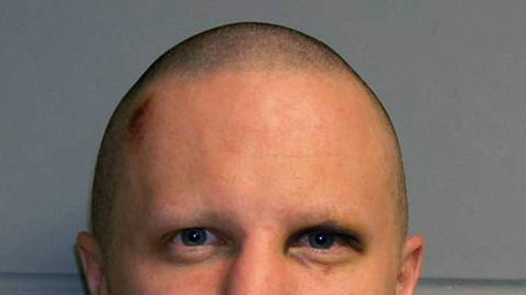 FILE - This photo released Tuesday, Feb. 22, 2011, by the U.S. Marshal's Service shows Jared Lee Loughner.  Loughner, who pleaded guilty in the Tucson mass shooting that left six people dead and former U.S. Rep. Gabrielle Giffords and 12 others wounded, is scheduled to be sentenced Thursday under a plea agreement that guarantees he will spend the rest of his life in prison. (AP Photo/U.S. Marshal's Office, File)