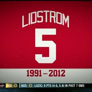 Nicklas Lidstrom Video Tribute