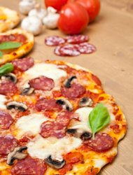 Scientist comes up with mathematical equation for perfect pizza