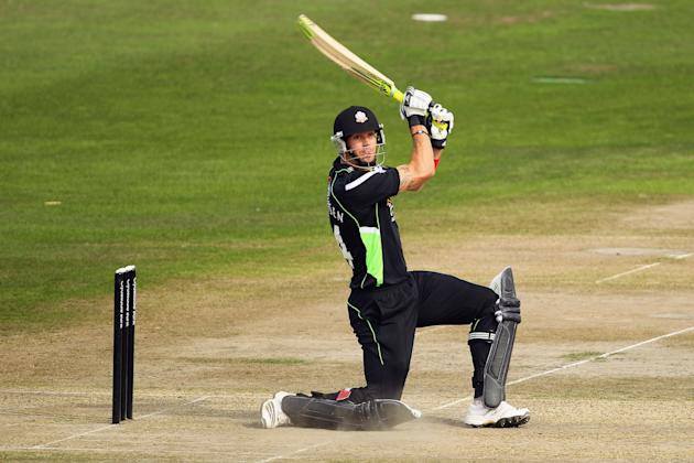 Sussex v Surrey - Clydesdale Bank 40