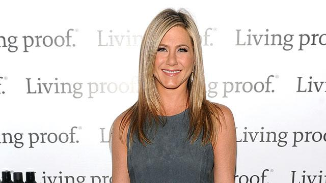 Aniston: Eating a Big Mac Made Me 'Feel Terrible'