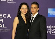 Director Lucy Mulloy and actor Dariel Arrechada at the 2012 Tribeca Film Festival on April 19. Two Cuban cast members of the film who disappeared en route to New York for the film festival have emerged in Miami and will apply for political asylum in the US