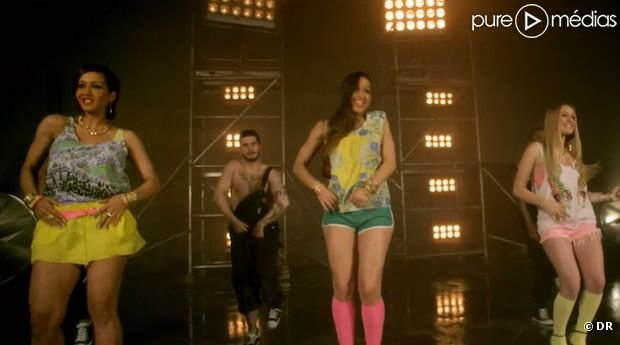 Clip : The Mess, les Popstars 2013, sont Au top