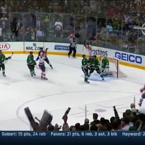 Anders Lee Goal on Kari Lehtonen (19:58/3rd)