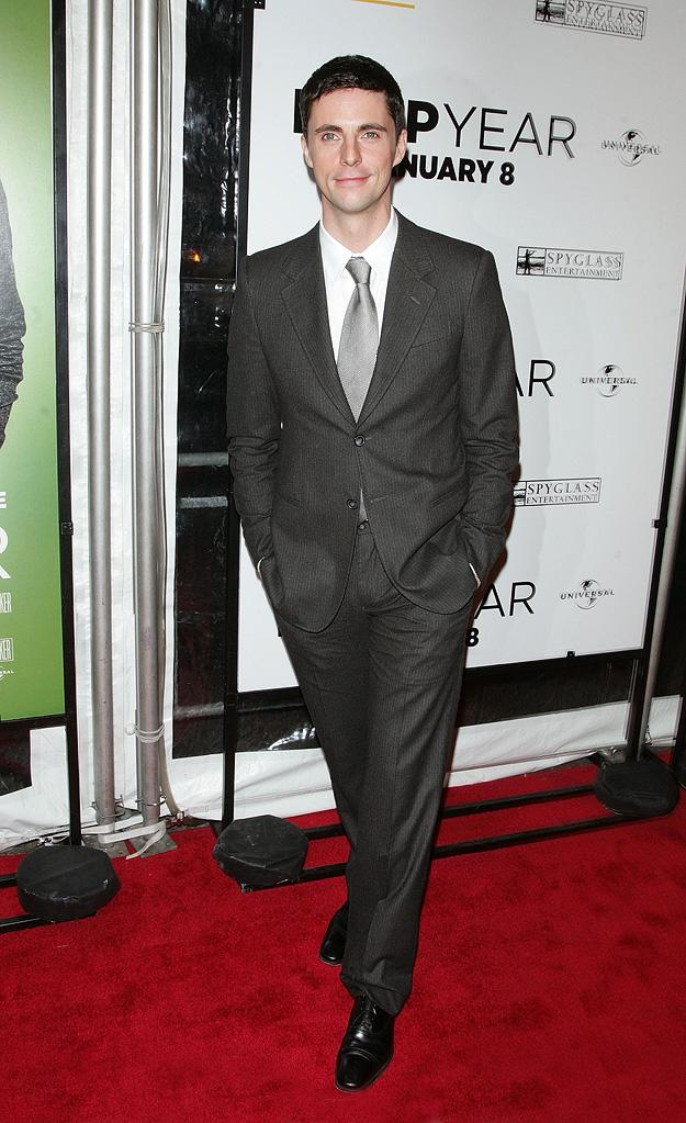 Leap Year NY Premiere 2010 Matthew Goode