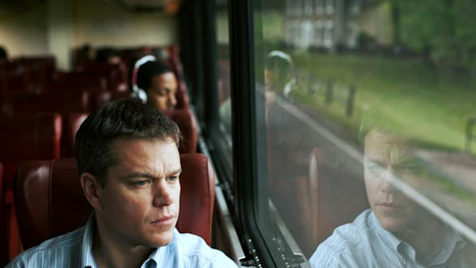 """This undated publicity film image provided by Focus Features shows Matt Damon starring as Steve Butler in Gus Van Sant's contemporary drama, """"Promised Land,"""" a Focus Features release. (AP Photo/Focus Features, Sam Jones)"""