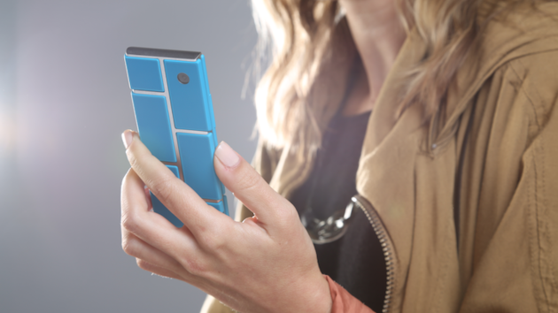 Motorola CEO sees Project Ara as the future of Moto Maker customization