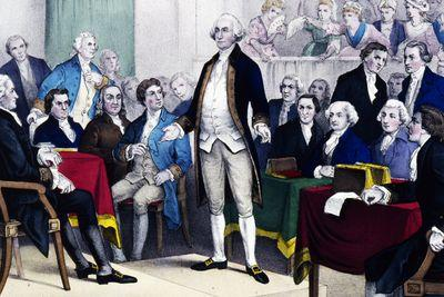 When presidents started wearing pants