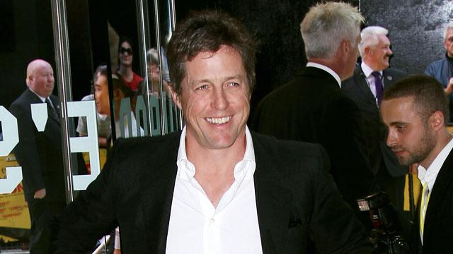 Hugh Grant's Baby Name Revealed
