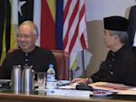 Najib remains in power