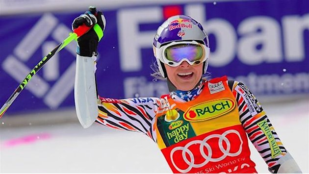 VIDEO - Lindsey Vonn: la migliore di sempre?