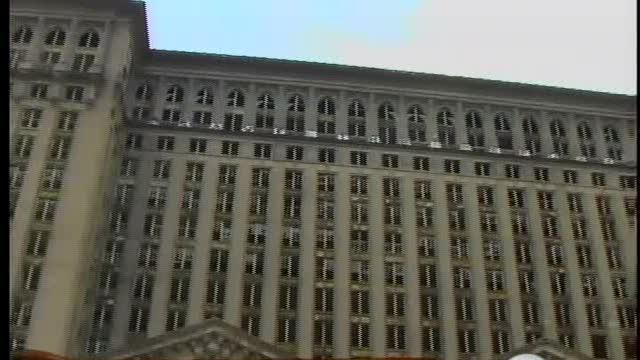 Michigan Central Station Tour