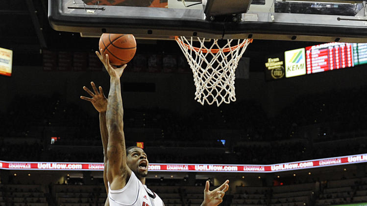 NCAA Basketball: South Florida at Louisville