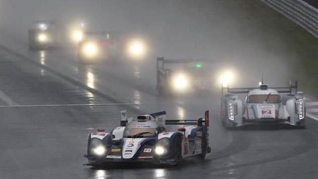 2013 6 Hours of Fuji Toyota Audi