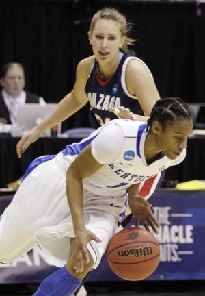 Kentucky women beat Gonzaga 79-62 to reach Elite 8