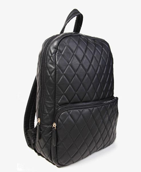 Quilted Faux Leather Backpack, $32.80 at forever21.com