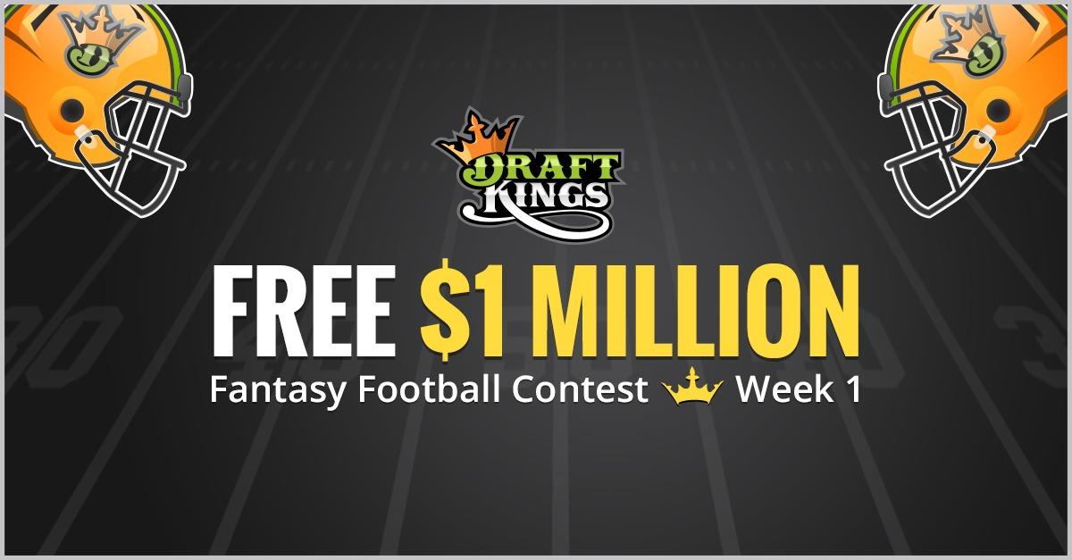 Free $1 Million Fantasy Football Game