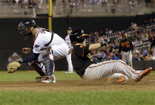 Orioles rally past Twins, 9-6 in 10 innings