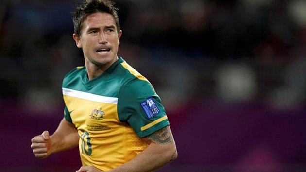 Harry Kewell of Australia
