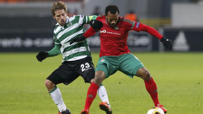Lokomotiv Moscow v Sporting - Europa League Group Stage