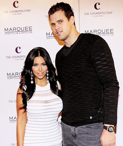 "Kim Kardashian's Divorce Lawyer Claims She's ""Handcuffed"" to Kris Humphries"
