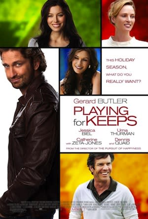 'Playing for Keeps' Gets Some Really Rotten Tomatoes