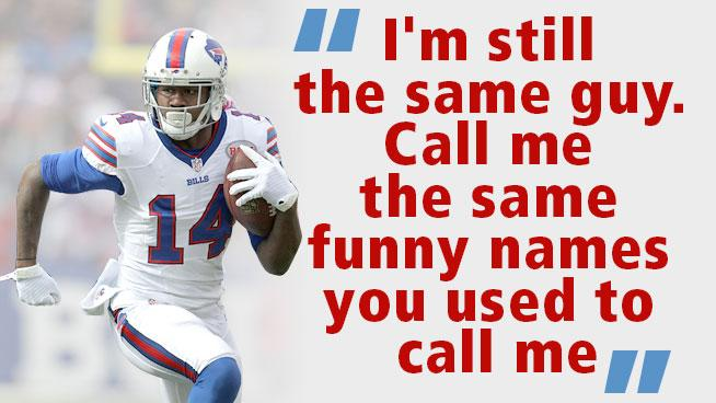 Sammy Watkins Talks About His First Year in the NFL