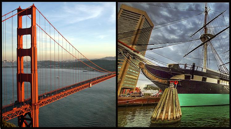 Pop Culture Showdown: Baltimore vs. San Francisco