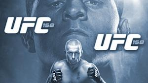 UFC 158: St-Pierre vs. Diaz Medical Suspensions; Nate Marquardt Out 60 Days