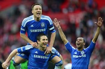 Terry: I don't want to think about playing against Lampard