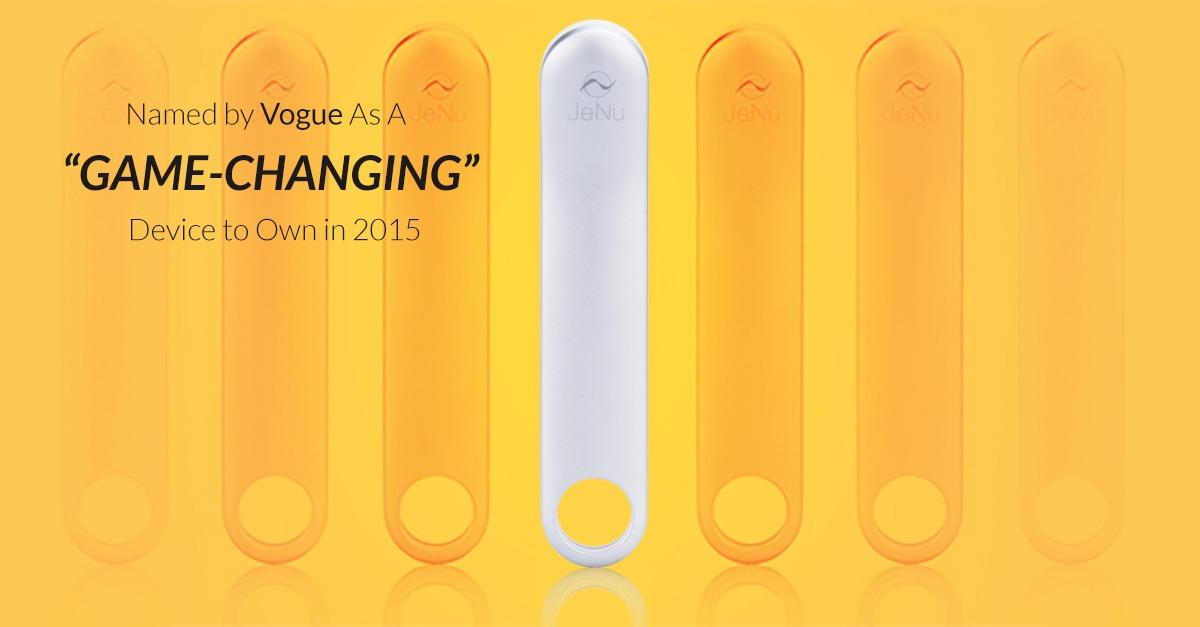 "Voted a ""Game-Changing"" product to own in 2015."