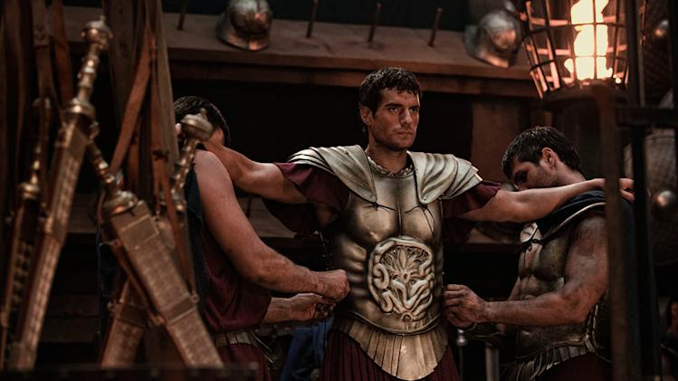 Immortals 2011 Henry Cavill Relativity Media