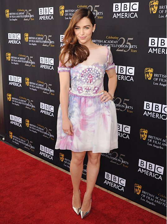 BAFTA Los Angeles TV Tea 2012&nbsp;&hellip;