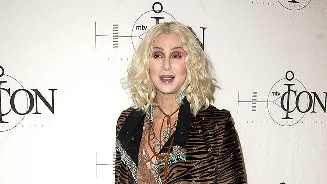 Cher MTV Icons