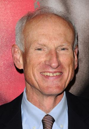 "FILE - In this Nov. 4, 2009 file photo, actor James Rebhorn attends the premiere of ""The Box"", in New York. Rebhorn's agent, Dianne Busch, said Sunday, March 23, 2014, that the actor passed away Friday at his home in New Jersey. He was 65. (AP Photo/Peter Kramer, File)"