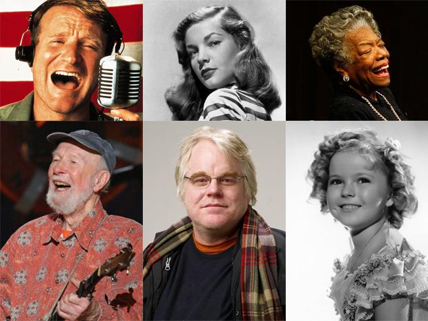 ​Hail and farewell to those we lost in 2014