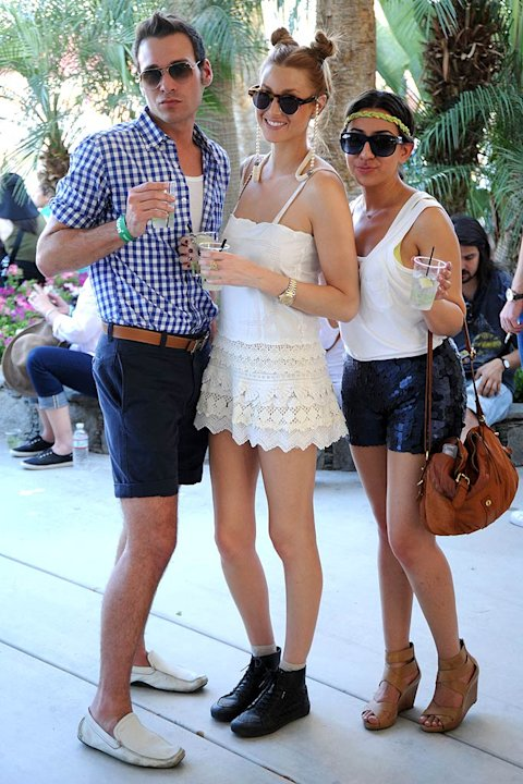 Whitney Port Coachella