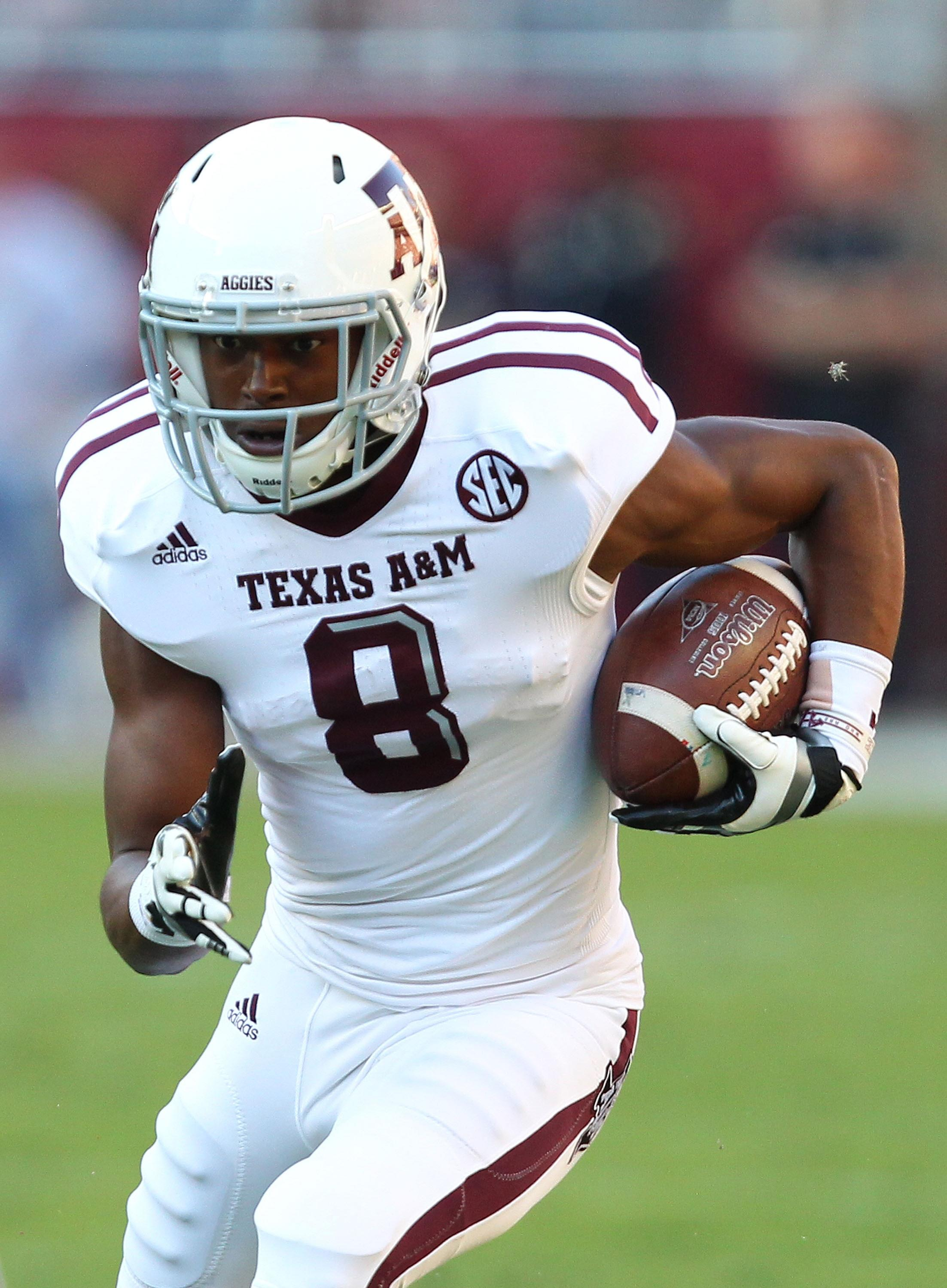 Police say former Texas A&M WR admits to Monday slaying of park jogger