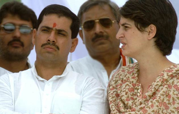 The rise and rise of Robert Vadra