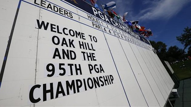 Oak Hill Country Club's East Course (Reuters)