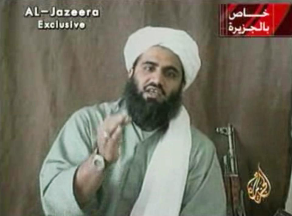 Jan. 7 trial date set for bin Laden's son-in-law