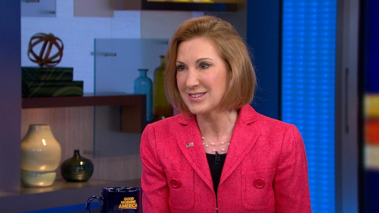 Carly Fiorina Suspends 2016 Presidential Campaign