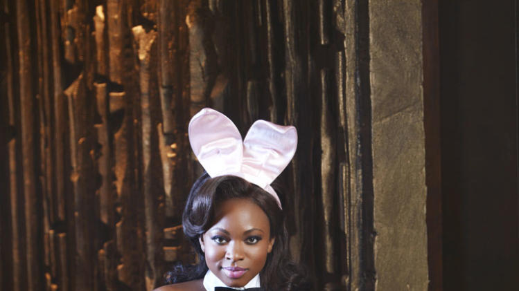 "Naturi Naughton stars as Brenda in ""The Playboy Club."""