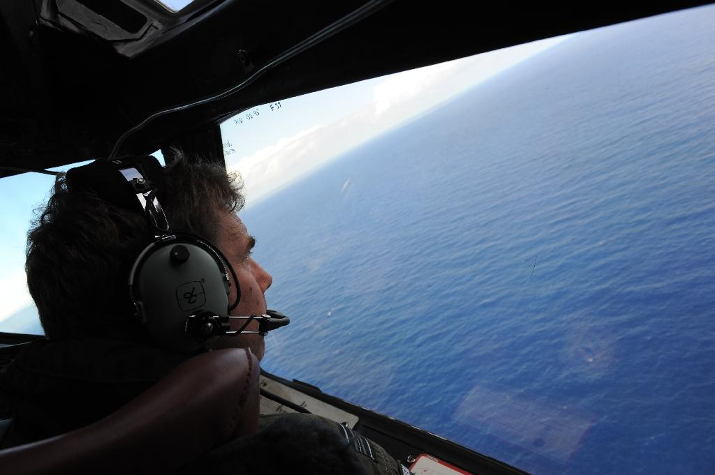 MH370 search zone to double if nothing found