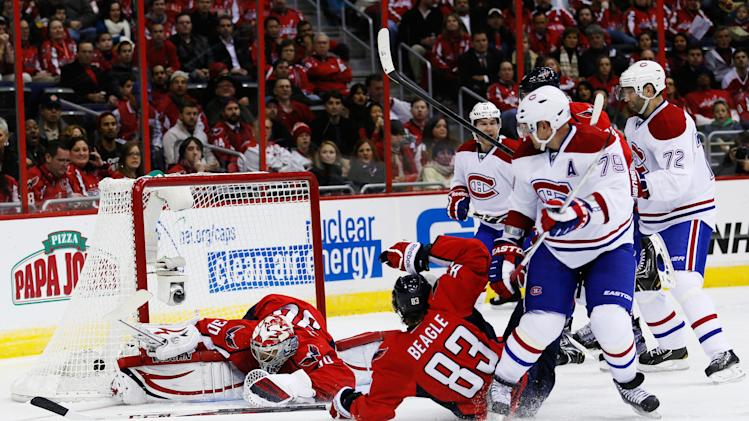 Montreal Canadiens v Washington Capitals