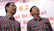 Jokowi dan Ahok Kampanye di NTT 