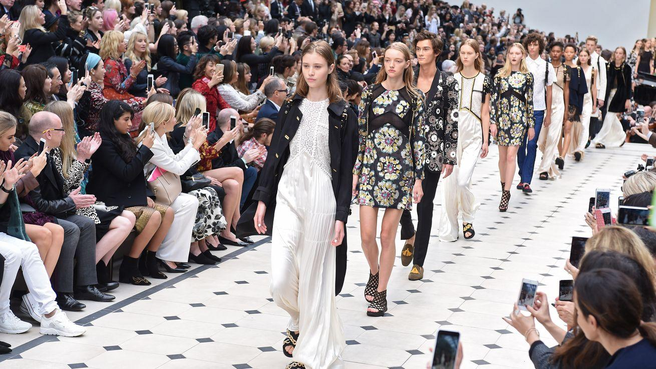 Burberry Will Sell Its Runway Collections Immediately