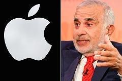 Apple blows bubbles with Carl Icahn's money